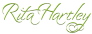 Rita Hartley – Author Logo